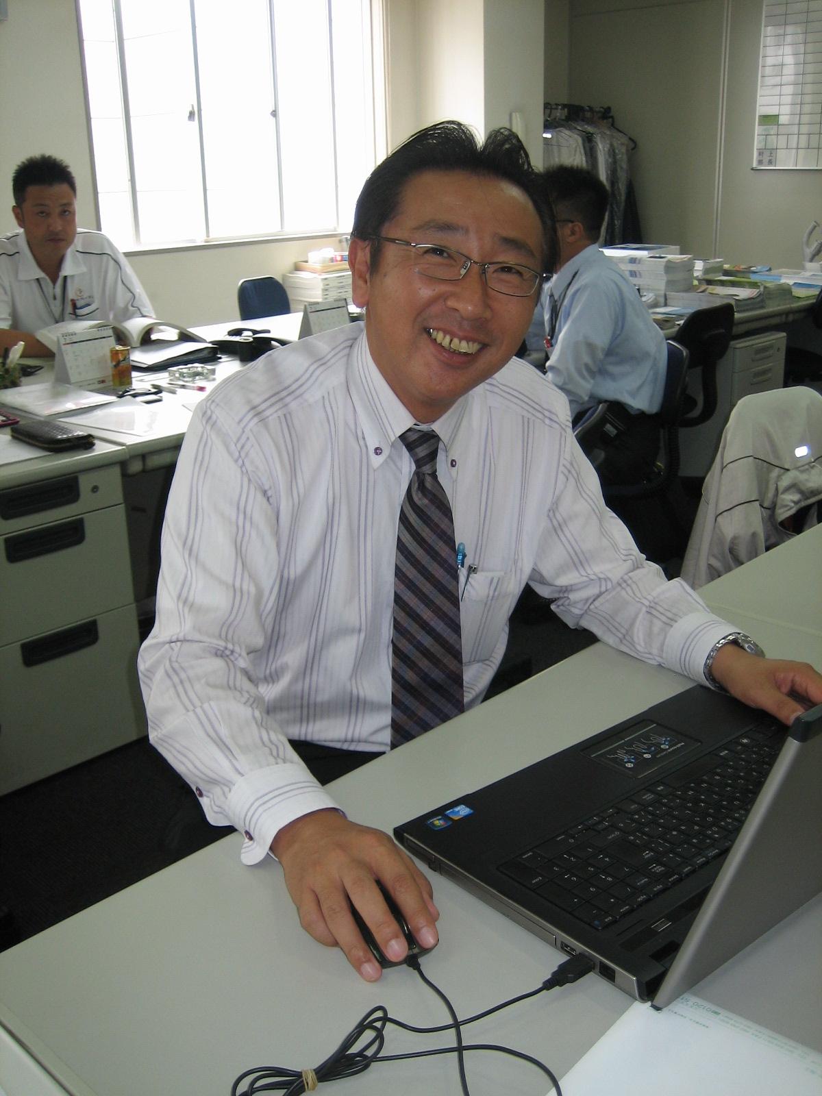 安永 茂生
